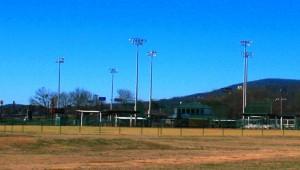Oxford Softball Field Lighting