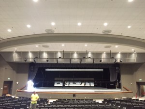 Pelham High School Auditorium Renovation