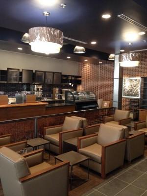 Starbucks - Lowder Hall