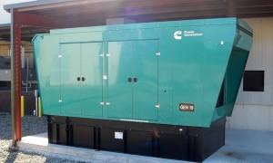 Building 363 Power Upgrade