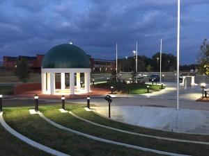 Liberty Park Veterans Memorial